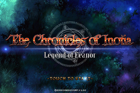 Chronicles of Inotia: Legend of Feanor v1.0.2 - Cracked (Update) 165