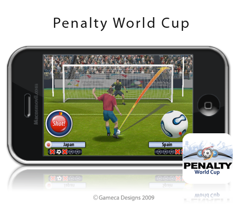 Penalty World Cup v1.0 - Cracked Banner11