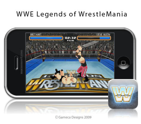 WWE Legends 2009 v1.0.0 - Cracked Banner12