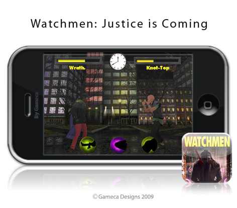 WATCHMEN: Justice is Coming v1.1 - Cracked (Update) Banner14