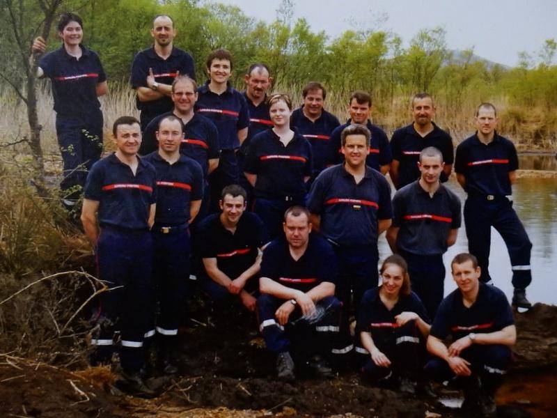 Les pompiers de Brasparts  - Page 2 2009a10