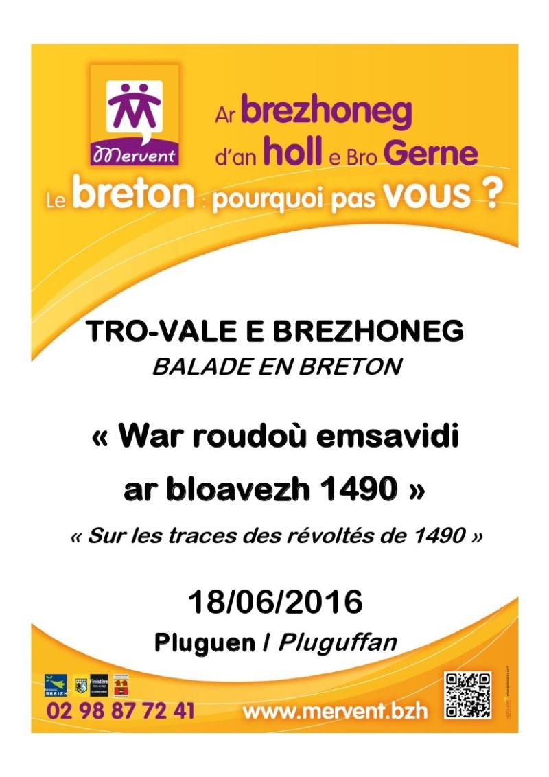 Randonnée en Breton le samedi 18 juin Affich16
