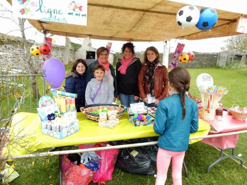 Kermesse de l'Ecole Sainte Thérèse le 1er mai 2016 Dscn2631