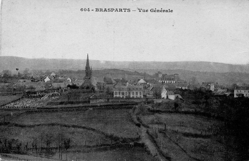 Les noms de lieux de la commune de Brasparts (avec plan joint) (1ère partie) File0075