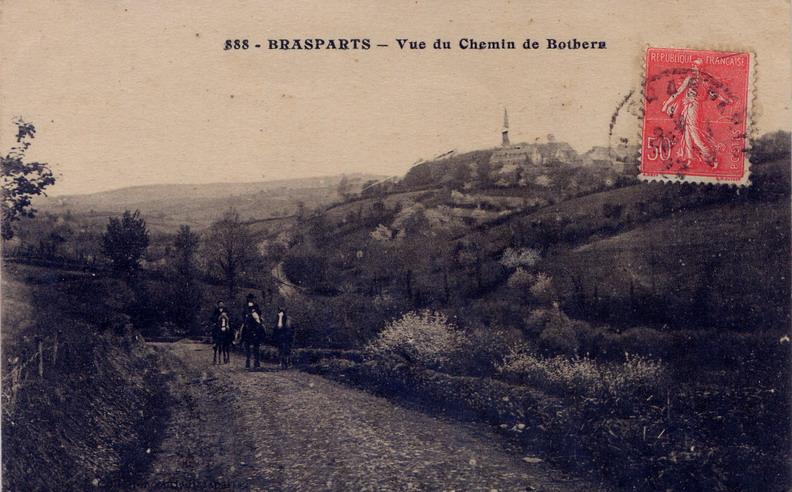 Les noms de lieux de la commune de Brasparts (avec plan joint) (1ère partie) File0112