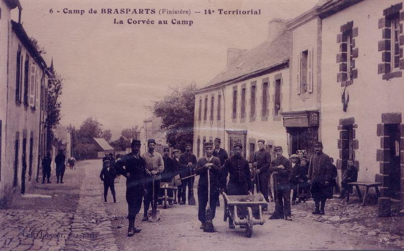 Un Régiment à Brasparts en 1914-1915: le 14ème Territorial File0116