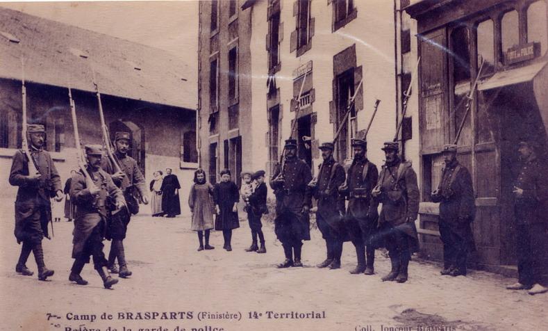 Un Régiment à Brasparts en 1914-1915: le 14ème Territorial File0118
