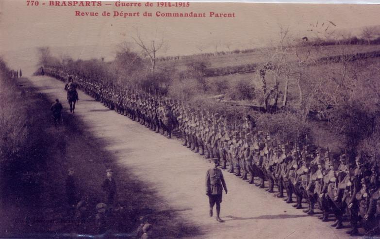 Un Régiment à Brasparts en 1914-1915: le 14ème Territorial File0119