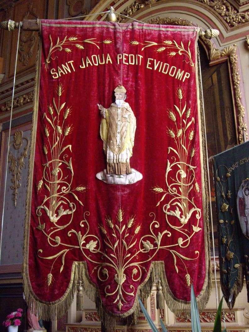 Saint Jaoua, premier recteur de Brasparts Imgp8150