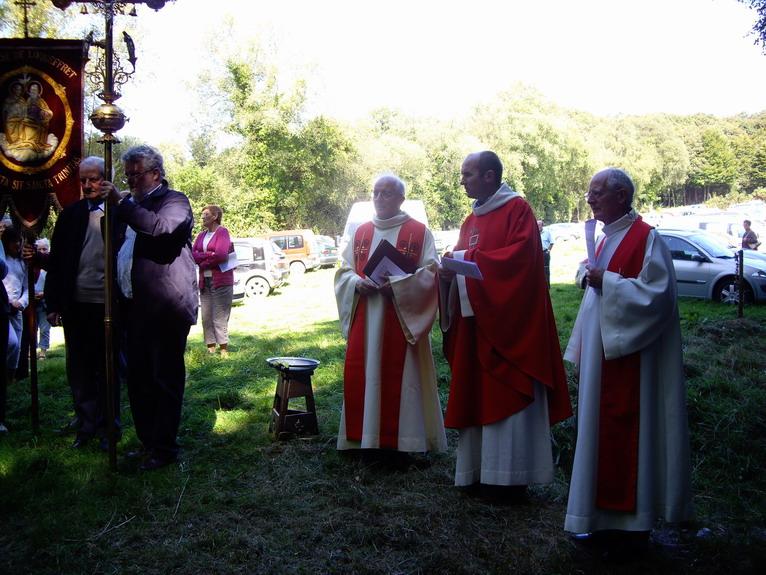 Le Pardon du renouveau de la chapelle Notre Dame de La Croix Imgp8317