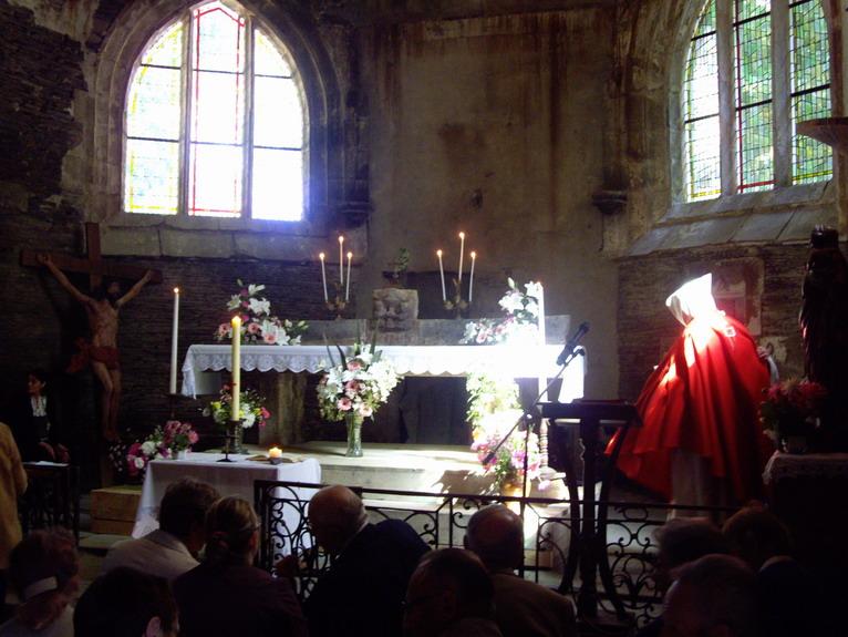 Le Pardon du renouveau de la chapelle Notre Dame de La Croix Imgp8319