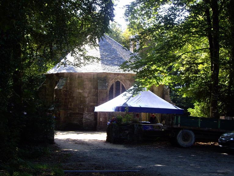 Le Pardon du renouveau de la chapelle Notre Dame de La Croix Imgp8325