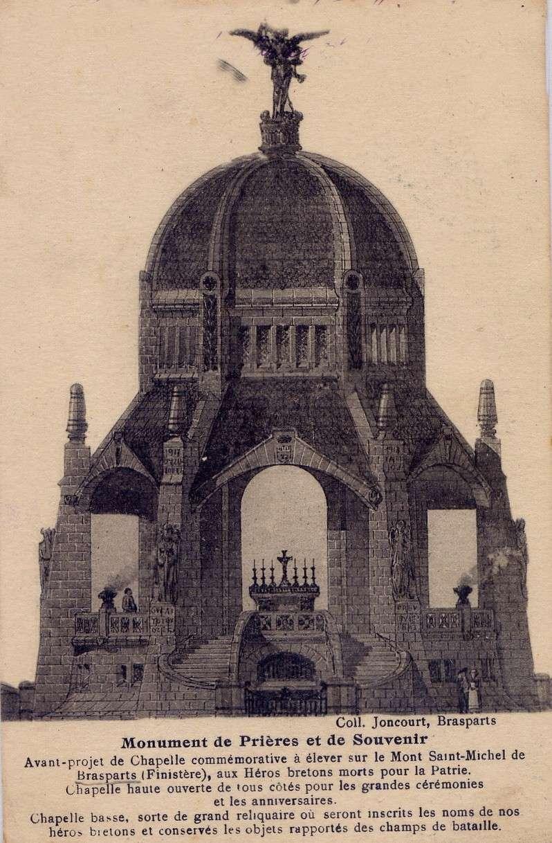 Pardon de Saint Michel de Brasparts. Monume11