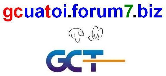 ๑๑۩۞۩๑๑ GCT ๑๑۩۞۩๑๑