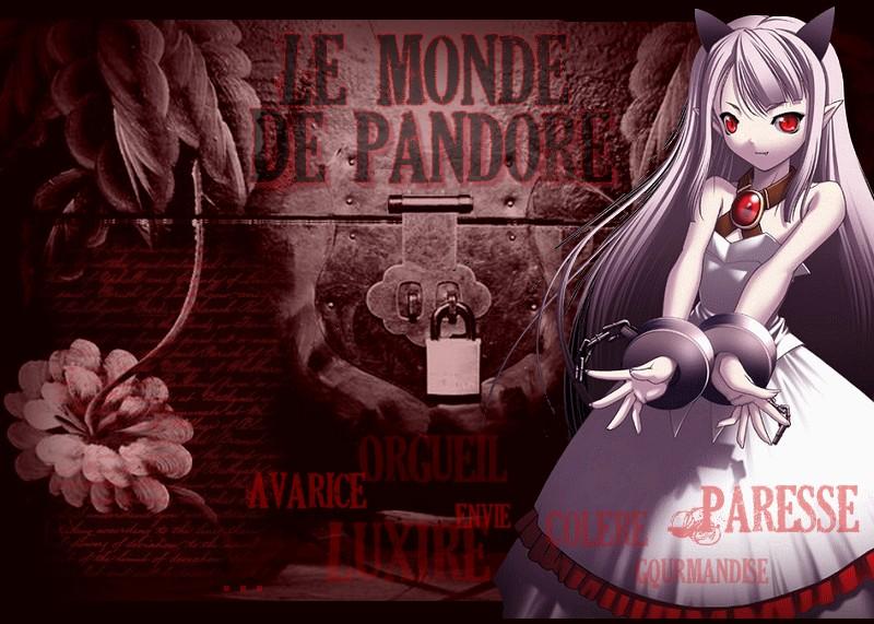 Le Monde de Pandore