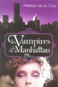 Les Vampires de Manhattan de Melissa de la Cruz 0110