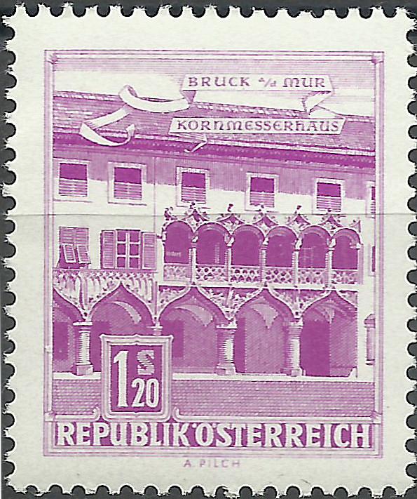 """Bauwerke und Baudenkmäler """"Bautenserie"""" - Seite 4 0120_a16"""