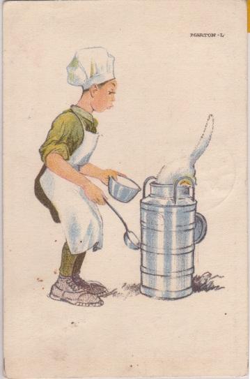 Pfadfinderkarten von Lájos Márton 1926ka10