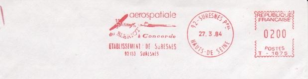 Absenderfreistempel Concorde Afscon10