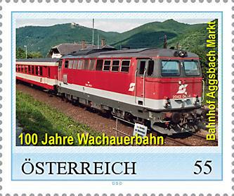"""""""100 Jahre Wachauerbahn"""" Aggsba10"""
