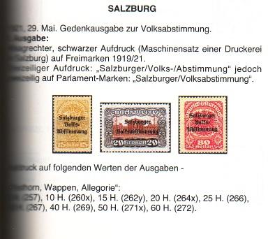 Deutsch-Öst Marke mit nicht katalogisiertem Aufdruck Ank210