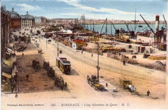 Hafenansichten Bordea11