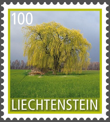 Liechtenstein 2016 - Ausgabetag 7. März Byume210