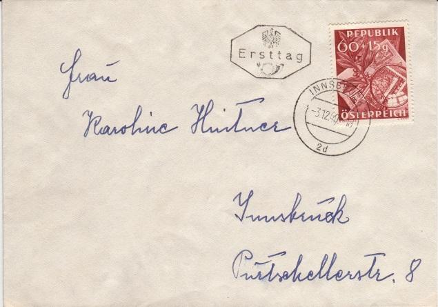 Tag der Briefmarke Fdctdb11