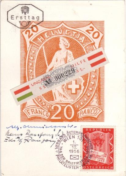 Tag der Briefmarke Fdctdb12