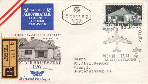 Tag der Briefmarke Fdctdb14