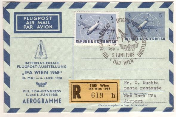 Internationale Flugpostausstellung Fia10