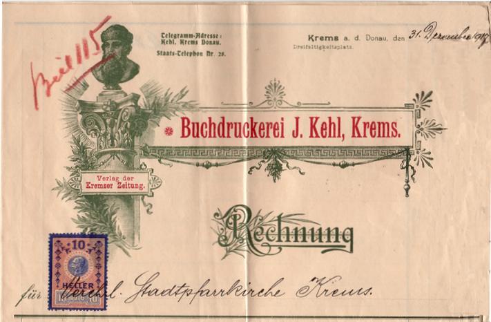 Die Verwendung von Fiskalmarken in Österreich Fiskal10