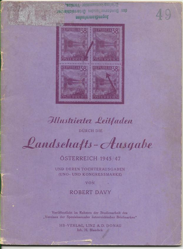 1945 - Spezialitäten der Landschaftserie 1945 Heft_l10