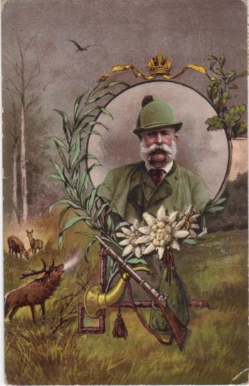 Kaiser Franz Joseph I Kfj19011