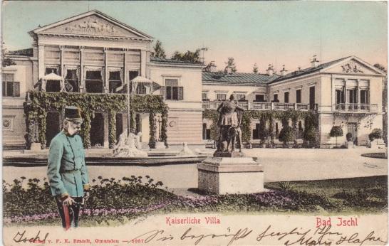 Kaiser Franz Joseph I Kfj19012