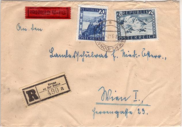 Landschaftsbilder ANK 738-766  -  Belege Landsc13
