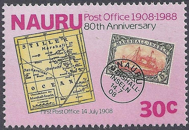 Briefmarken-Kalender 2016   - Seite 5 Nauru10