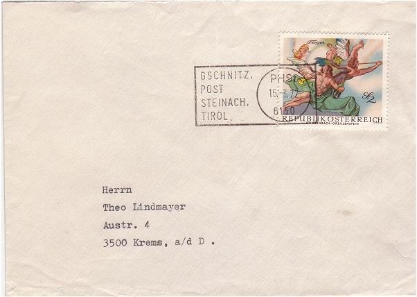Posthilfsstellen-Stempel Phstst10