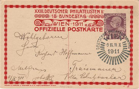 Postkarten - Gelegenheitsausgaben Pp15de10