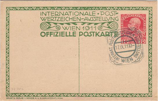 Postkarten - Gelegenheitsausgaben Pp15in10