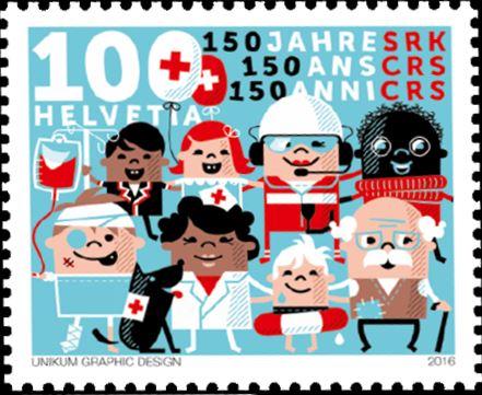 Ausgaben 2016 - Schweiz Rotes_10