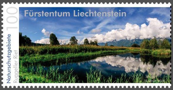 Liechtenstein 2016 - Ausgabetag 6. Juni Rugell10