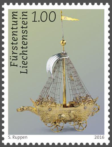 Liechtenstein 2016 - Ausgabetag 6. Juni Schytz10
