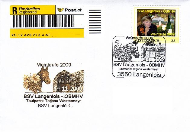 Philatelisten Weintaufe 2009 Sensat11