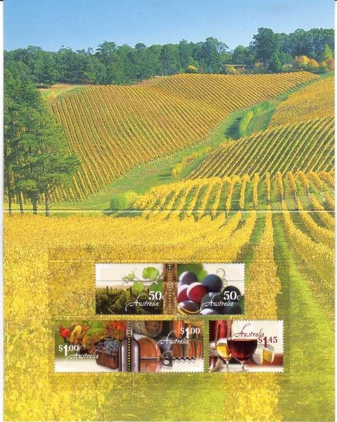 Weine und Weinbau in aller Welt Souven10
