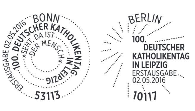 Ausgaben 2016 - Deutschland Stempe29