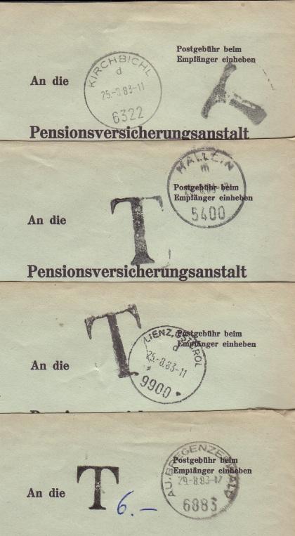 Taxstempel Tax1-410