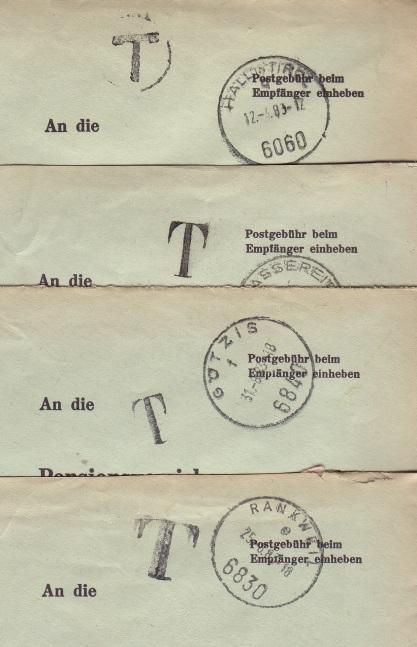 Taxstempel Tax9-110