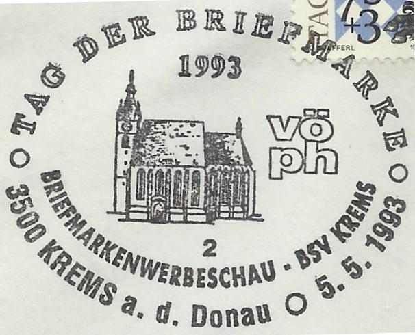 Sonderstempel Tag der Briefmarke Tdbm10