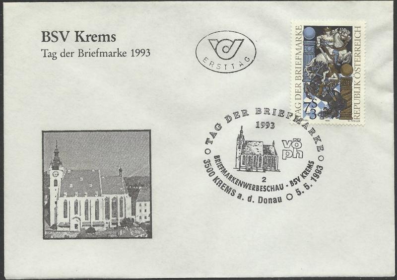 Sonderstempel Tag der Briefmarke Tdbm110